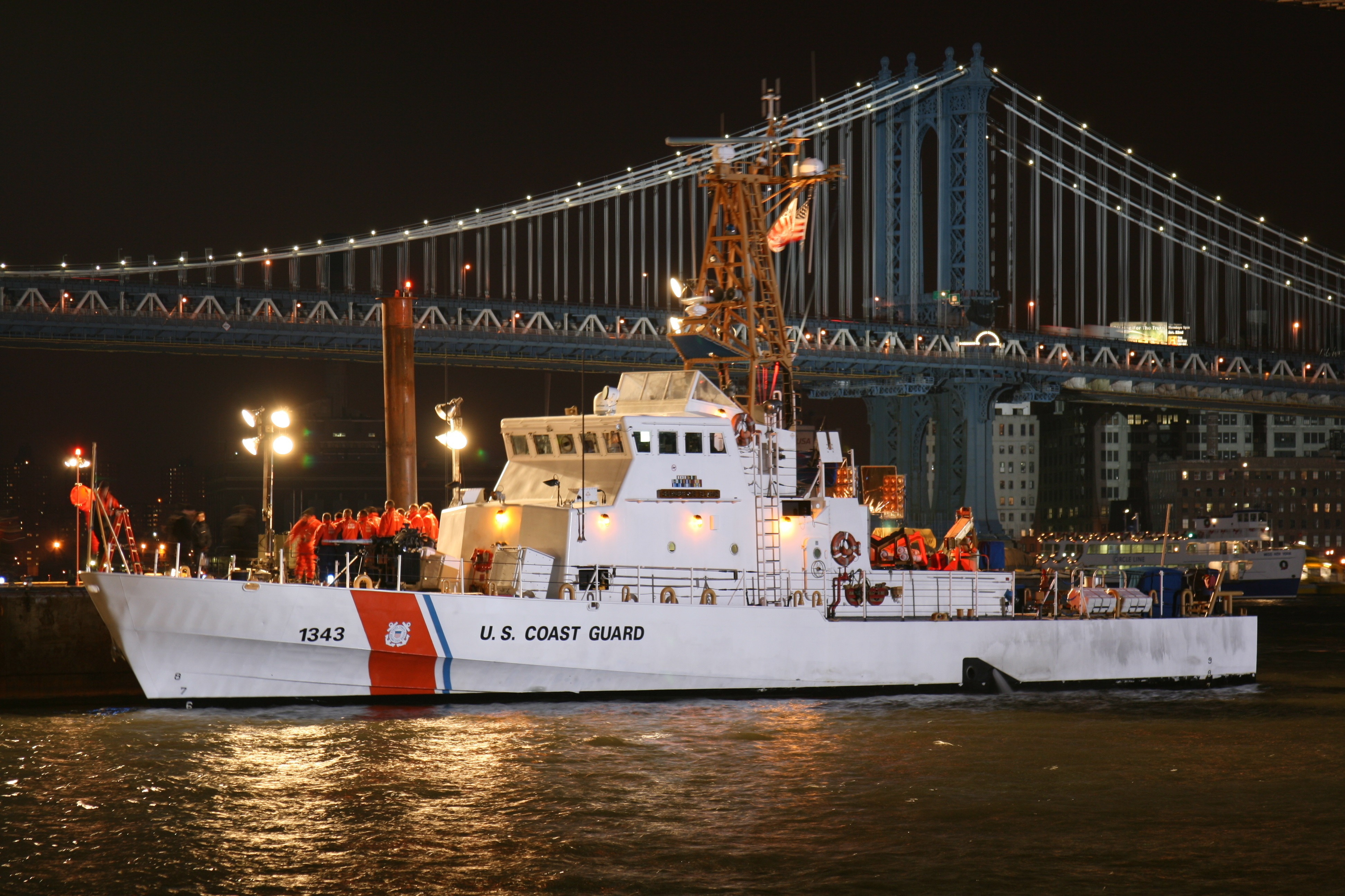 U.S. Coast Guard Issues Alert After Ship Heading Into Port Of New York Hit By Cybersecurity attack