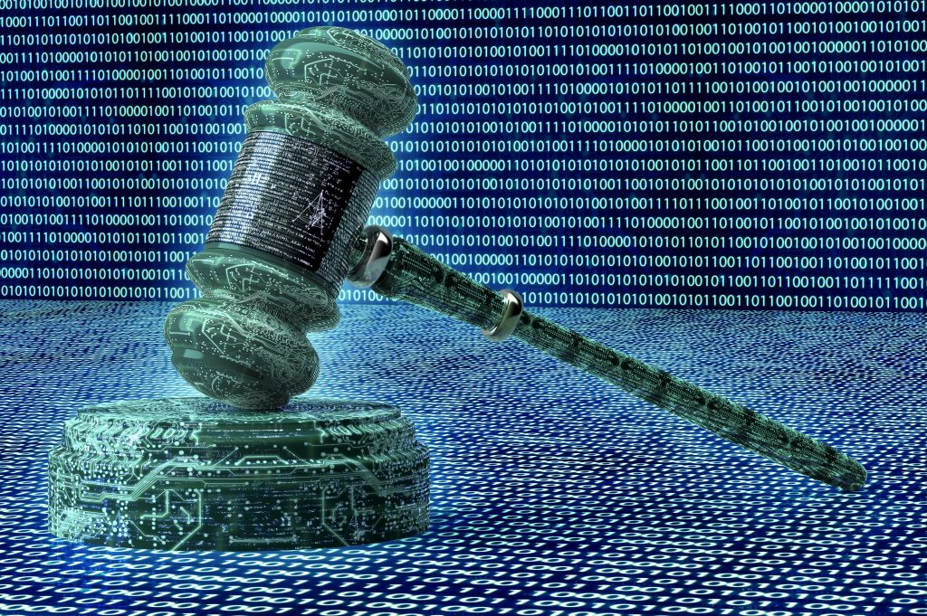 Artificial Intelligence Is on the Case in the Legal Profession