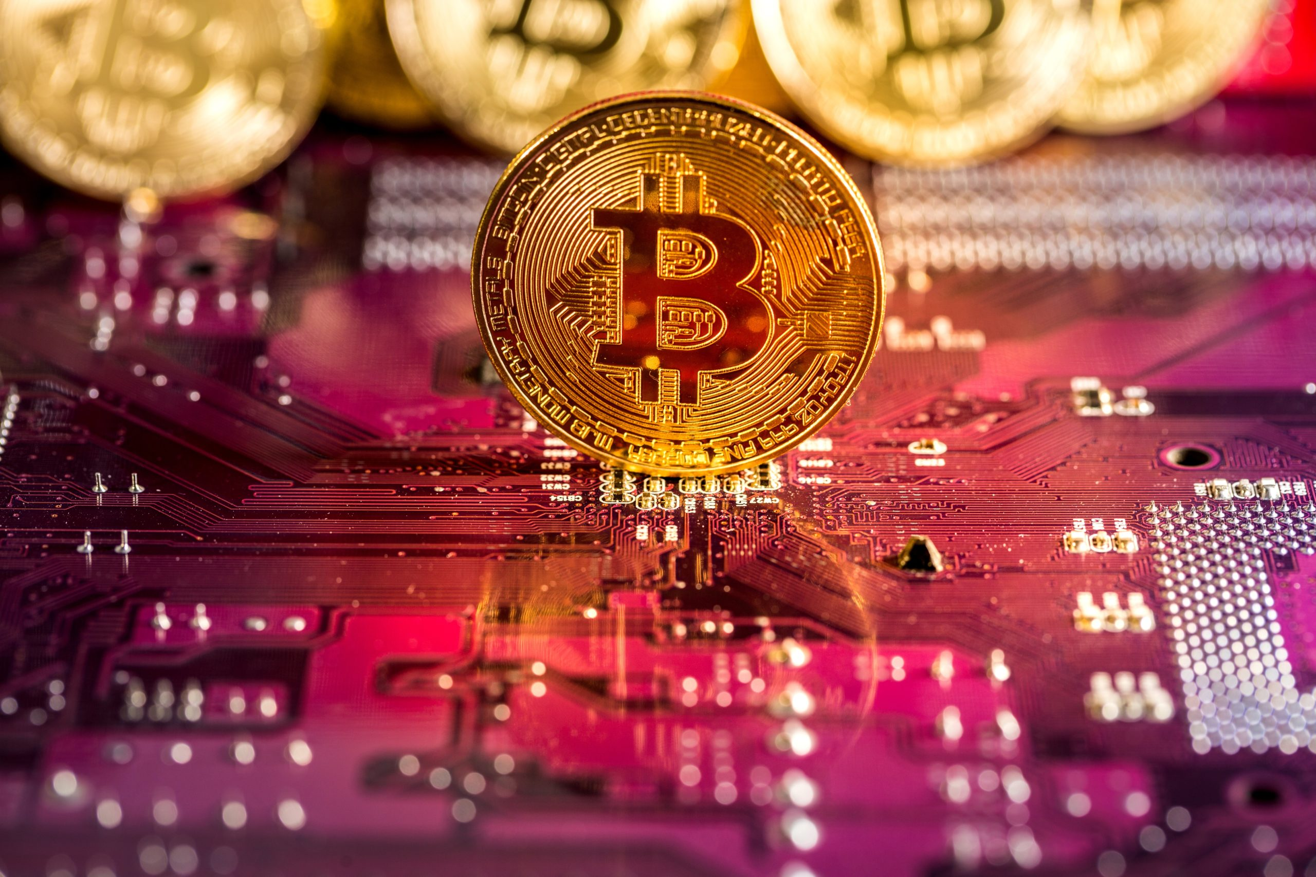 Bitcoin climbs towards all-time high after topping $19,000