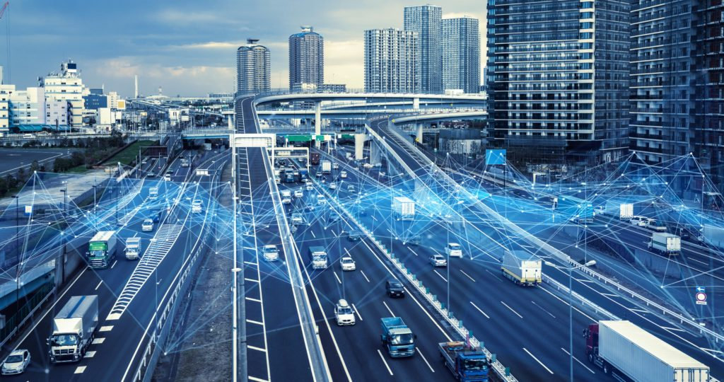 Nine Benefits of the IoT in the Logistics and Transportation Industry